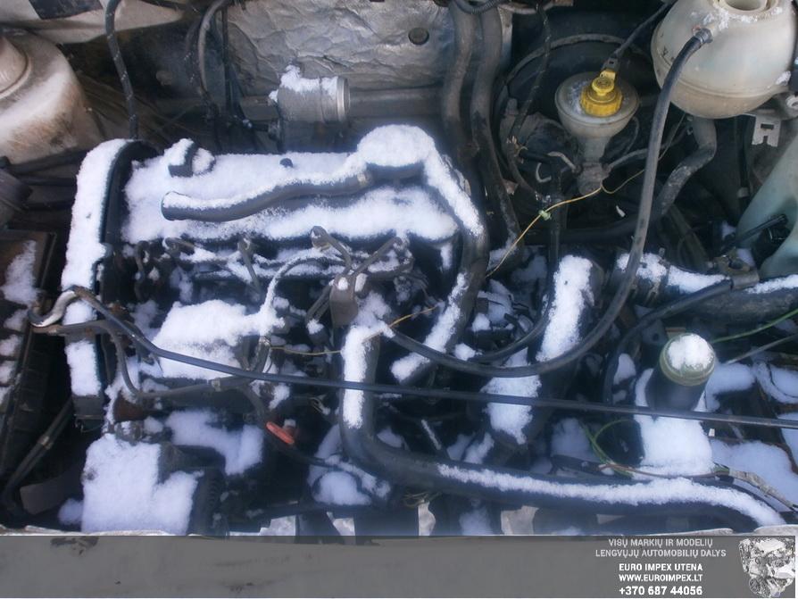 Naudotos automobiliu dallys Foto 8 Volkswagen CADDY 1998 1.9 Mechaninė Komercinis 2/3 d. Balta 2014-3-17 A1416