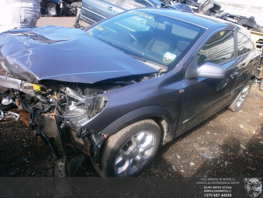 Opel ASTRA 2005 1.7 Mechaninė