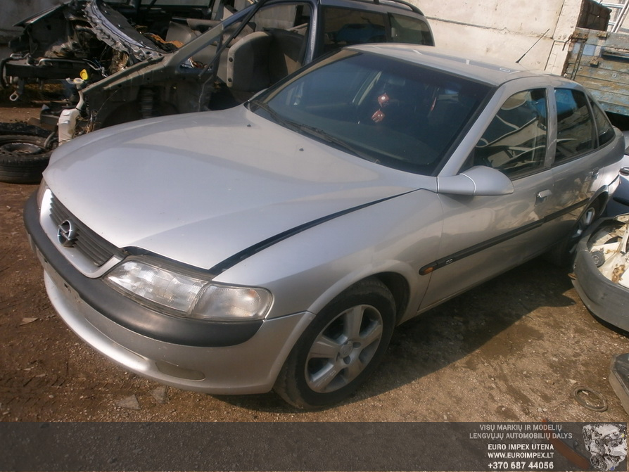 Opel VECTRA 1998 2.0 Mechaninė