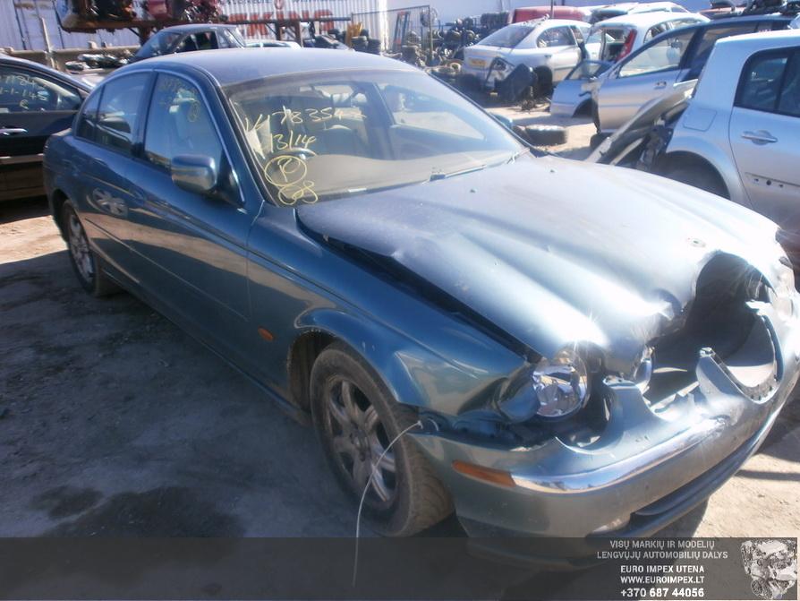 Used Car Parts Foto 7 Jaguar S-TYPE 1999 3.0 Mechanical Sedan 4/5 d. Blue 2014-3-29 A1442