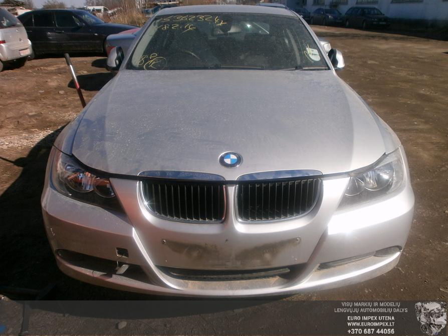 Used Car Parts Foto 2 BMW 3-SERIES 2006 2.0 Automatic Sedan 4/5 d. Silver 2014-3-29 A1438