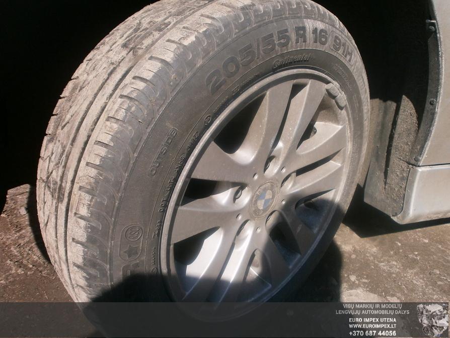 Used Car Parts Foto 4 BMW 3-SERIES 2006 2.0 Automatic Sedan 4/5 d. Silver 2014-3-29 A1438