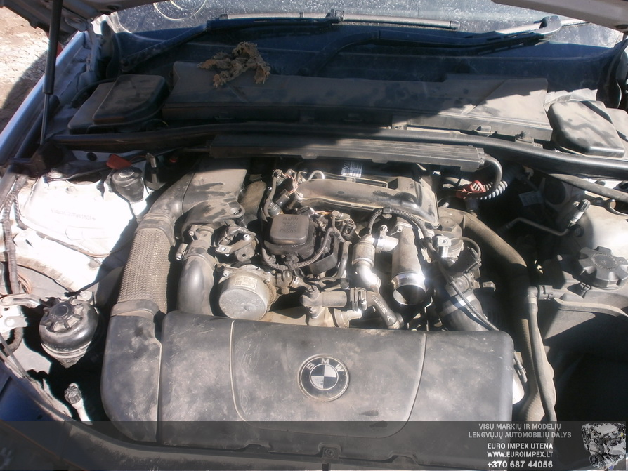 Used Car Parts Foto 8 BMW 3-SERIES 2006 2.0 Automatic Sedan 4/5 d. Silver 2014-3-29 A1438