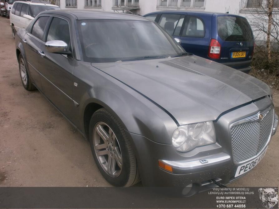 Chrysler 300C 2006 3.0 Automatinė