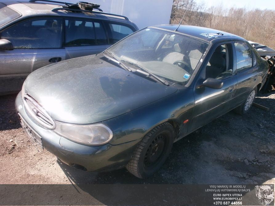 Ford MONDEO 1998 1.8 Mechaninė