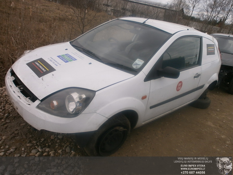 Ford FIESTA 2008 1.4 Mechaninė