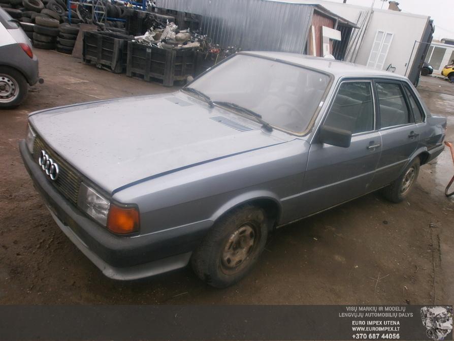 Audi 80 1985 1.6 Mechaninė