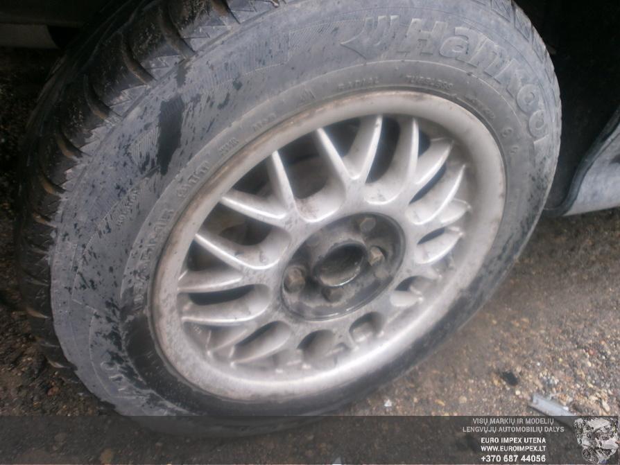Naudotos automobiliu dallys Foto 5 Renault ESPACE 1997 3.0 Mechaninė Vienatūris 4/5 d. Juoda 2014-4-08 A1463