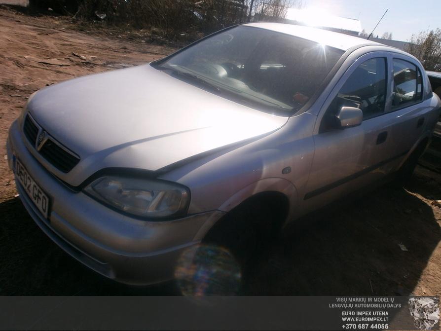Opel ASTRA 2002 1.6 Automatinė