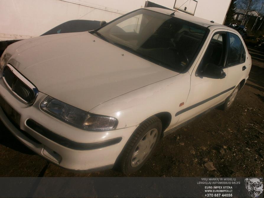 Rover 400-SERIES 1997 1.4 Mechaninė