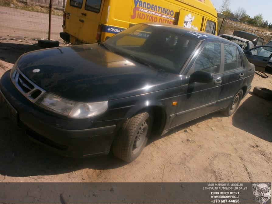 SAAB 9-5 1997 2.0 машиностроение
