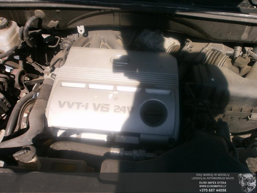 Naudotos automobiliu dallys Foto 4 Lexus RX - CLASS 2004 3.0 Automatinė Visureigis 4/5 d. Pilka 2014-4-23 A1522