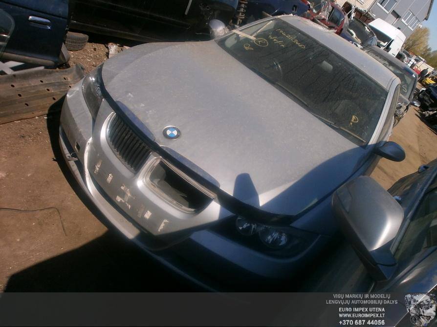 BMW 3-SERIES 2005 2.0 Mechaninė