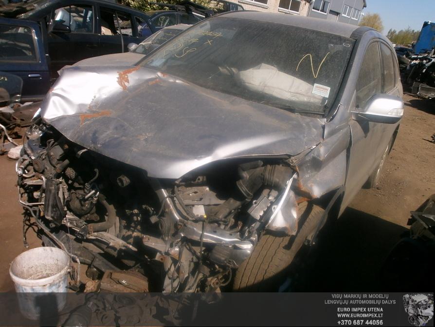 Honda CR-V 2009 2.2 машиностроение
