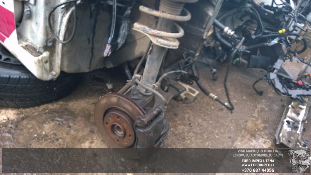 Naudotos automobiliu dallys Foto 3 Peugeot PARTNER 2004 2.0 Mechaninė Komercinis 4/5 d. Balta 2014-4-23 A1518
