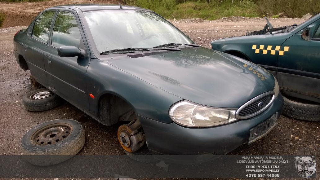 Ford MONDEO 1997 1.8 Mechaninė