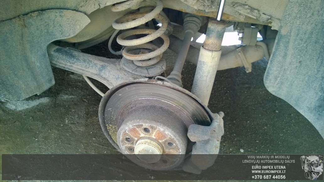Naudotos automobiliu dallys Foto 8 Opel OMEGA 1999 2.5 Automatinė Sedanas 4/5 d. Žalia 2014-5-14 A1556