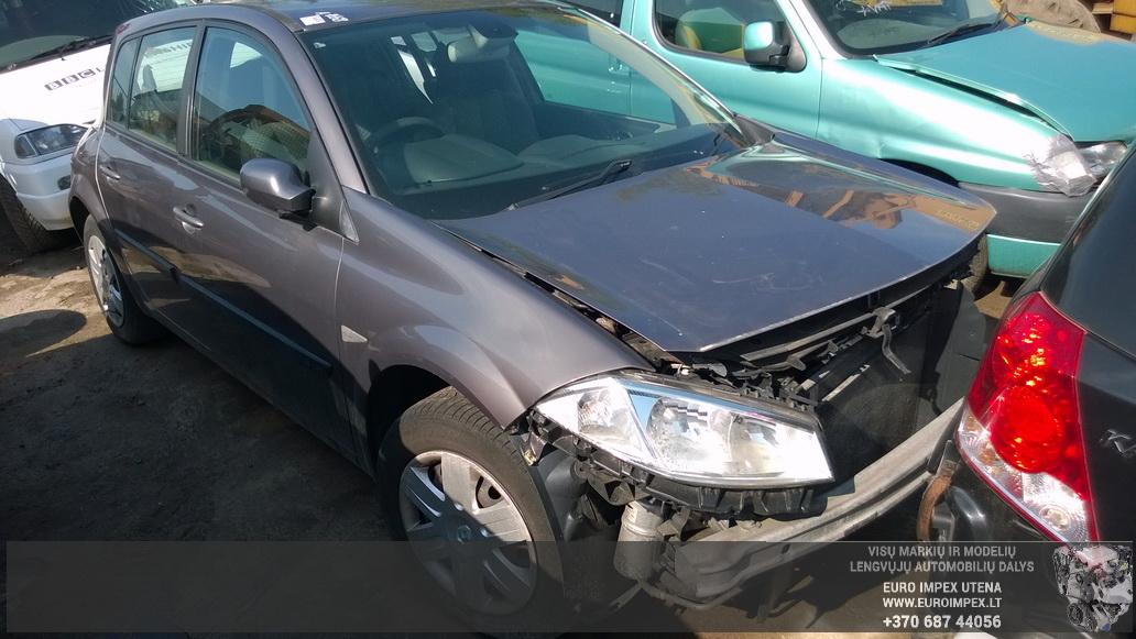 Renault MEGANE 2003 1.6 Mechaninė