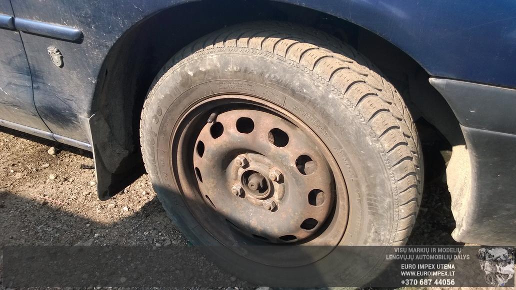 Naudotos automobiliu dallys Foto 4 Ford MONDEO 1992 1.8 Mechaninė Sedanas 4/5 d. Melyna 2014-5-26 A1575