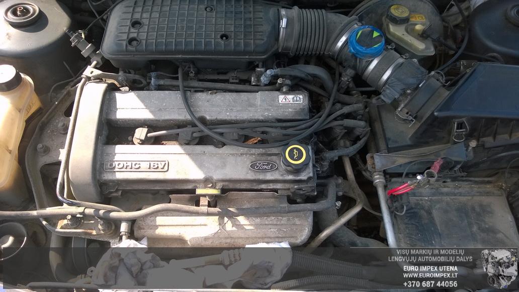 Naudotos automobiliu dallys Foto 8 Ford MONDEO 1992 1.8 Mechaninė Sedanas 4/5 d. Melyna 2014-5-26 A1575