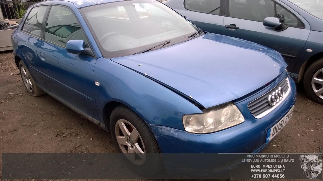 Audi A3 2001 1.6 машиностроение