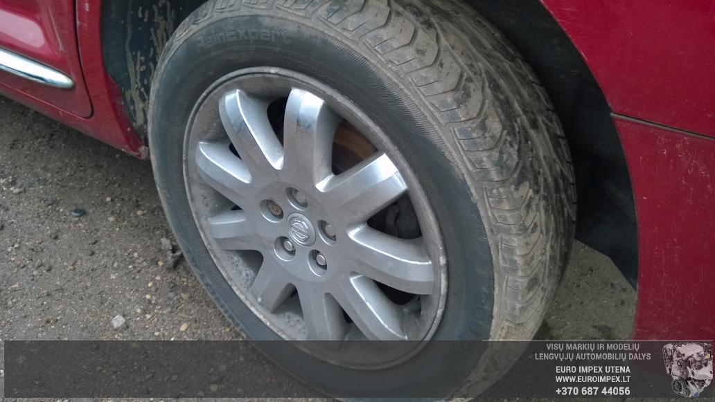 Naudotos automobiliu dallys Foto 6 Chrysler PT CRUISER 2005 2.2 Mechaninė Hačbekas 4/5 d. Raudona 2014-6-02 A1590
