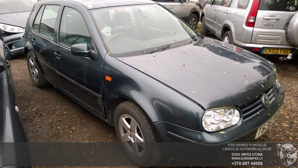 Volkswagen GOLF 1999 1.6 Mechaninė