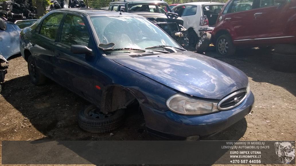 Naudotos automobiliu dallys Foto 3 Ford MONDEO 1998 1.8 Mechaninė Hačbekas 4/5 d. Melyna 2014-6-06 A1607