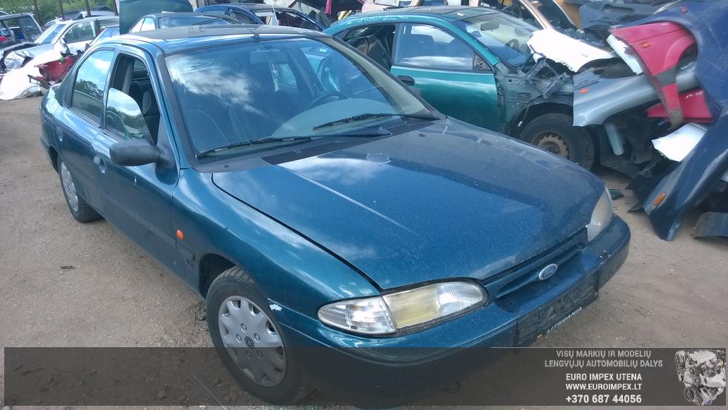 Ford MONDEO 1993 1.6 машиностроение