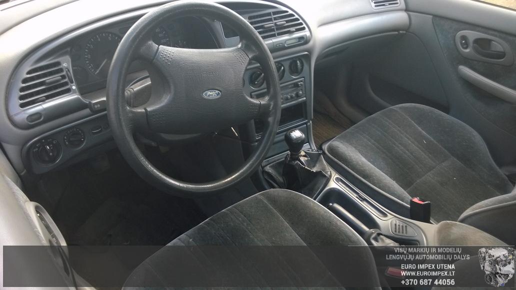 Naudotos automobiliu dallys Foto 5 Ford MONDEO 1993 1.6 Mechaninė Sedanas 4/5 d. Žalia 2014-6-06 A1609