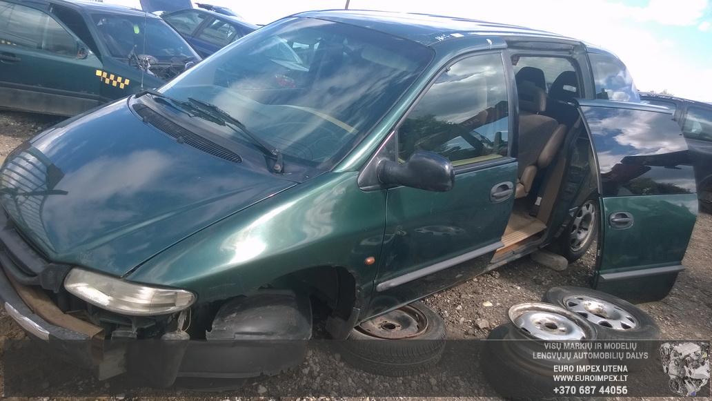 Chrysler VOYAGER 1997 2.0 Mechaninė