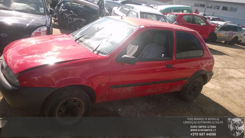 Mazda 121 1996 1.8 Mechaninė