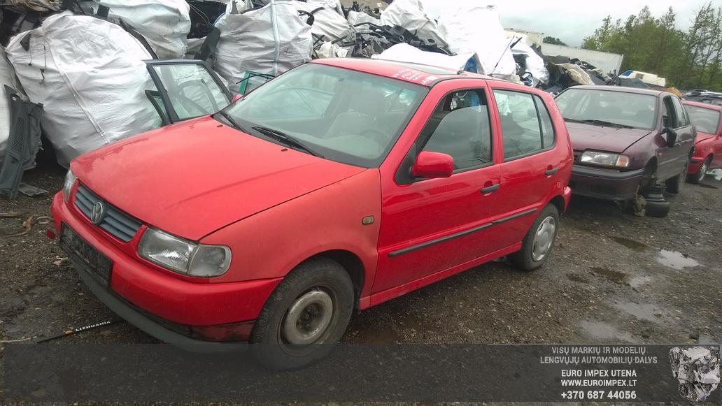 Volkswagen POLO 1996 1.4 Mechaninė