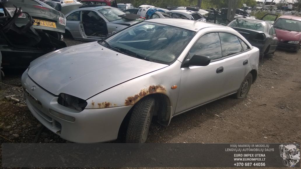 Mazda 323F 1996 1.5 Mechaninė