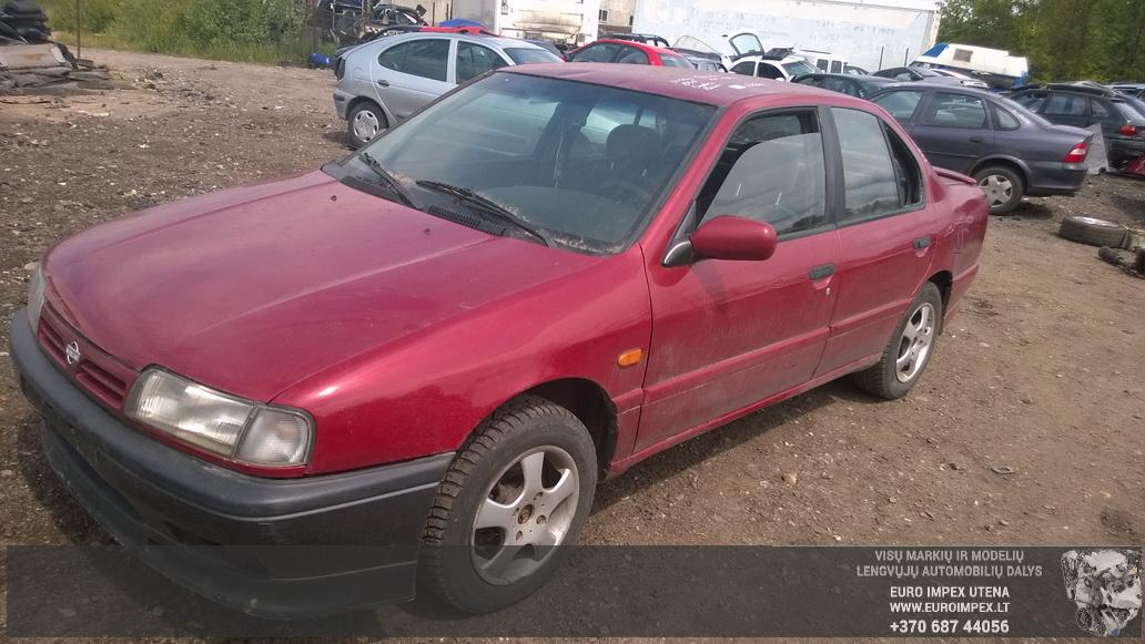 Nissan PRIMERA 1995 2.0 Mechaninė