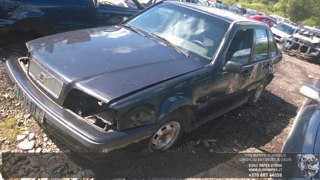 Volvo 440 1993 1.9 Mechaninė