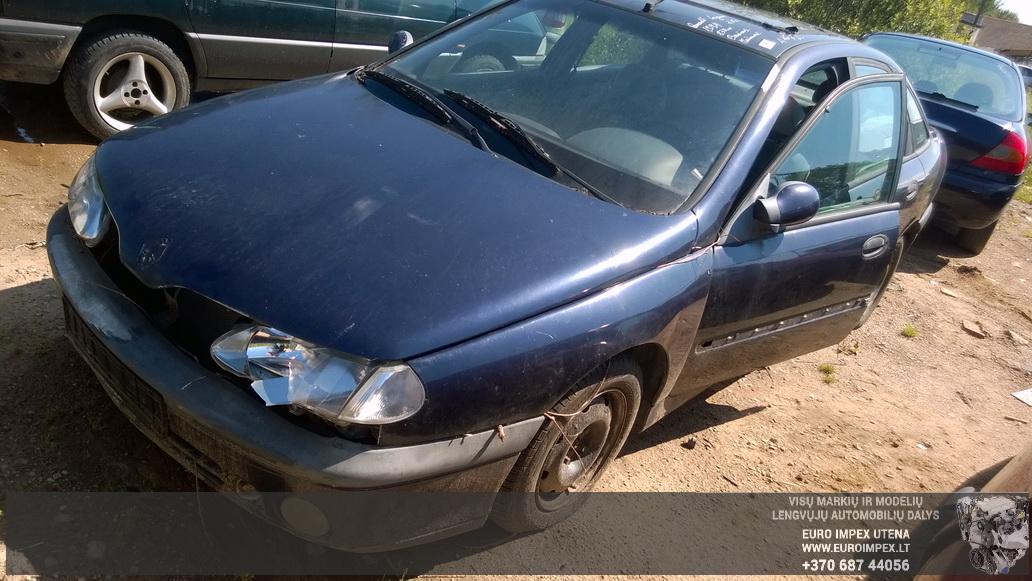 Renault LAGUNA 1994 2.0 машиностроение