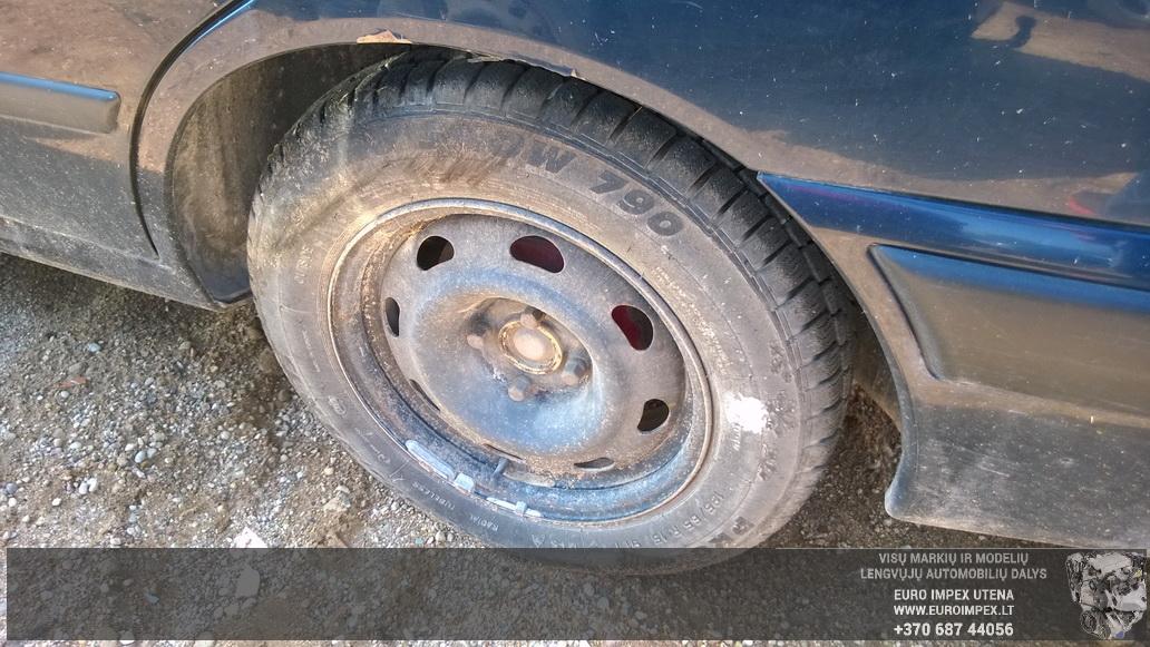 Naudotos automobiliu dallys Foto 7 Peugeot 406 1999 1.9 Mechaninė Universalas 4/5 d. Melyna 2014-7-16 A1679