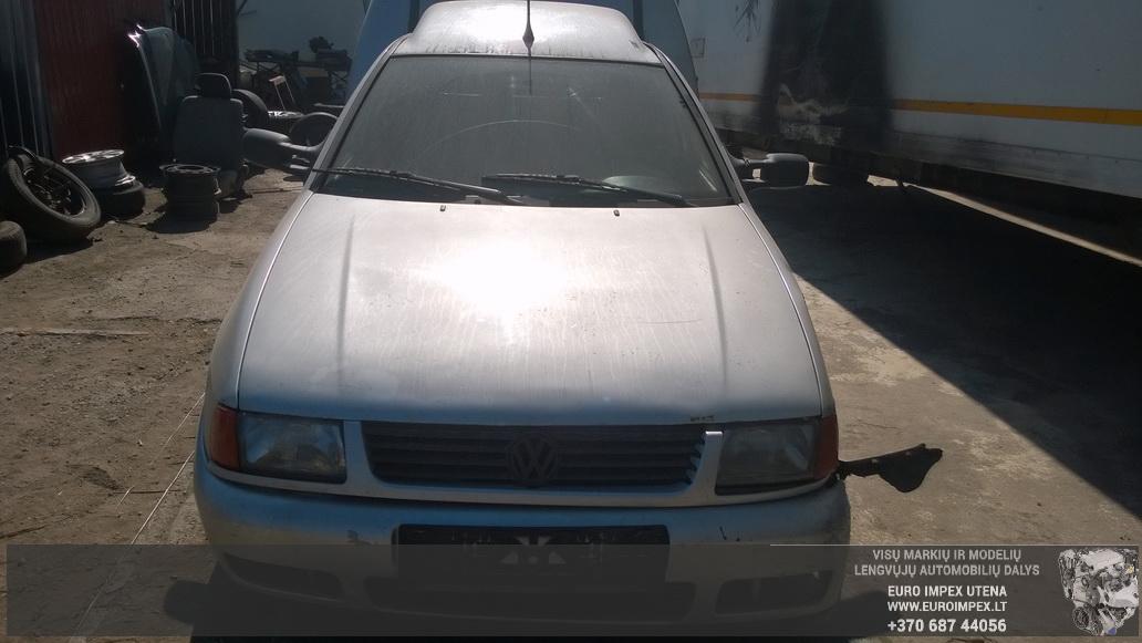 Naudotos automobiliu dallys Foto 2 Volkswagen CADDY 1996 1.9 Mechaninė Komercinis 2/3 d. Pilka 2014-7-23 A1693