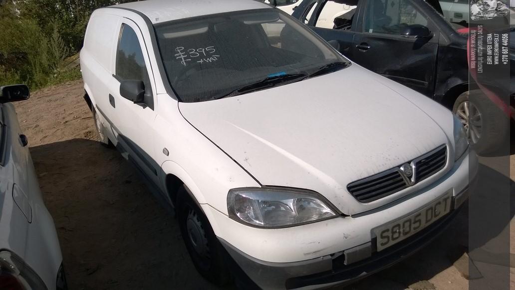Opel ASTRA 1999 1.7 Mechaninė