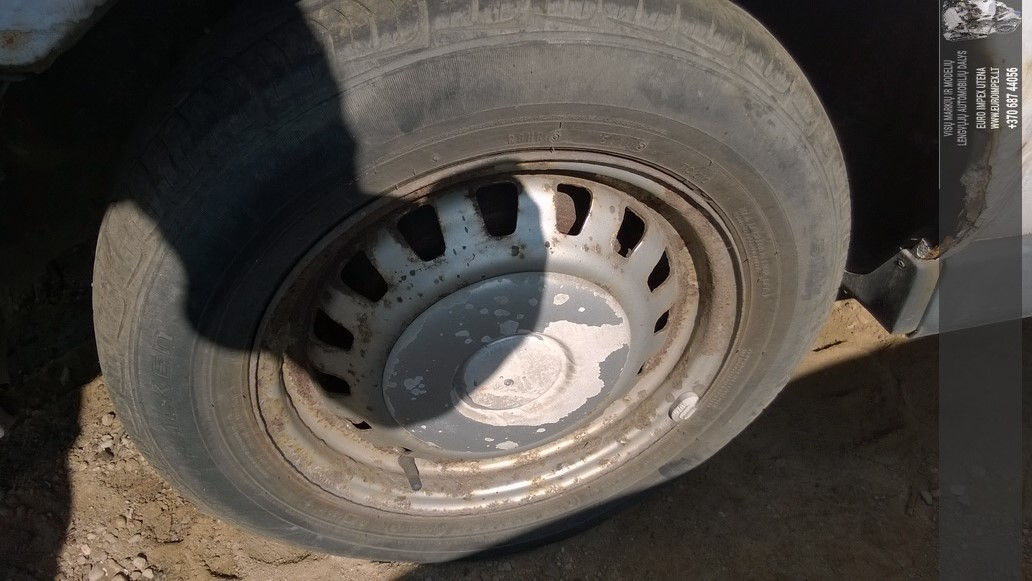 Naudotos automobiliu dallys Foto 8 Opel ASTRA 1999 1.7 Mechaninė Komercinis 2/3 d. Balta 2014-7-26 A1696