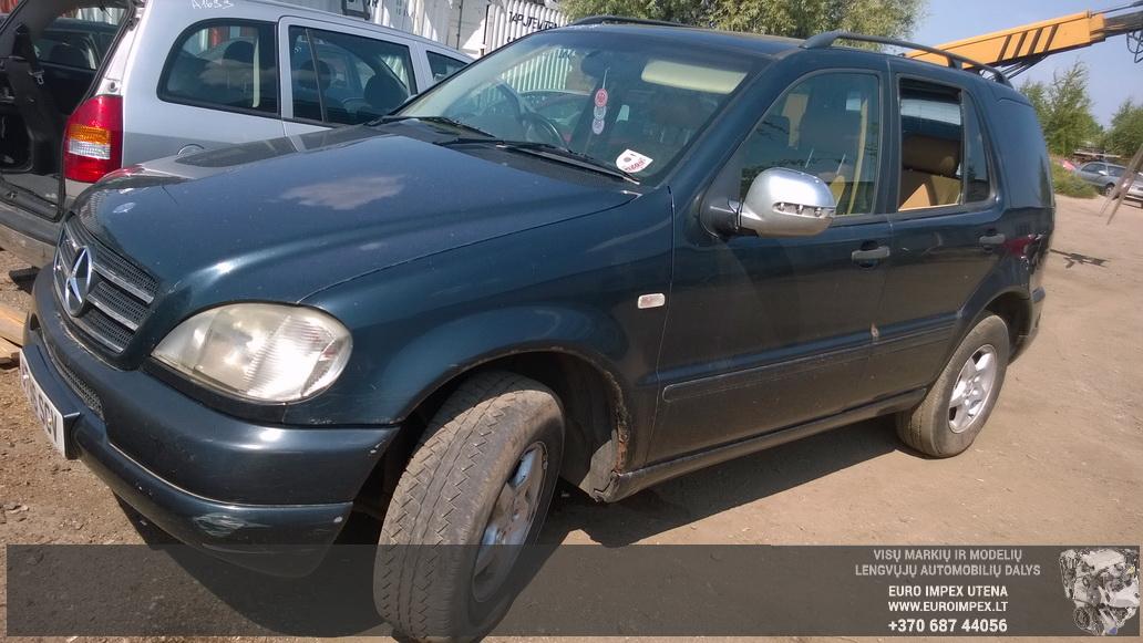 Mercedes-Benz ML-CLASS 1999 3.2 Automatinė
