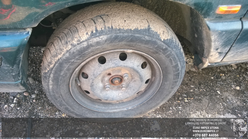 Naudotos automobiliu dallys Foto 5 Renault ESPACE 1993 2.2 Mechaninė Vienatūris 4/5 d. Žalia 2014-8-02 A1715