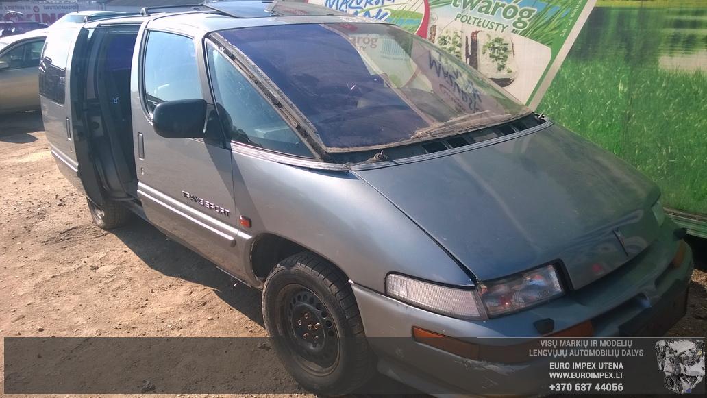 Naudotos automobilio dalys Pontiac TRANS SPORT 1994 2.3 Mechaninė Vienatūris 4/5 d. Žalia 2014-8-05