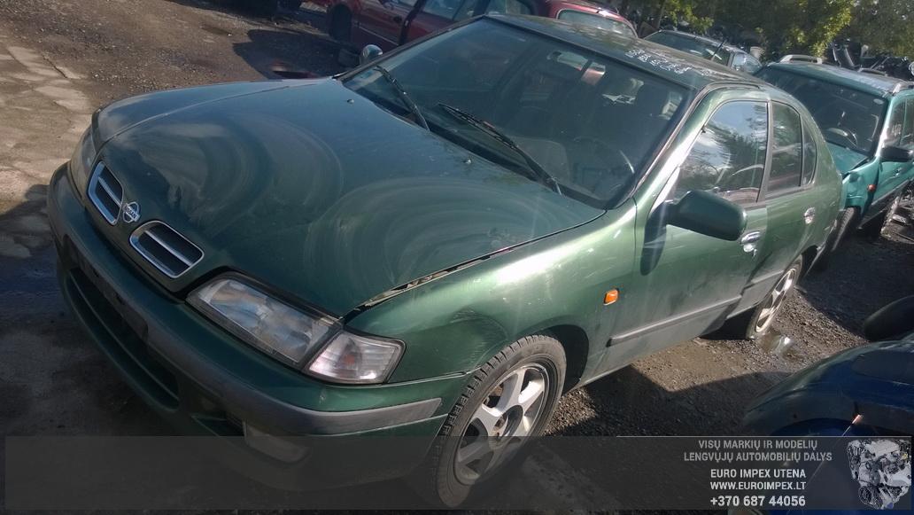 Nissan PRIMERA 1999 2.0 Mechaninė