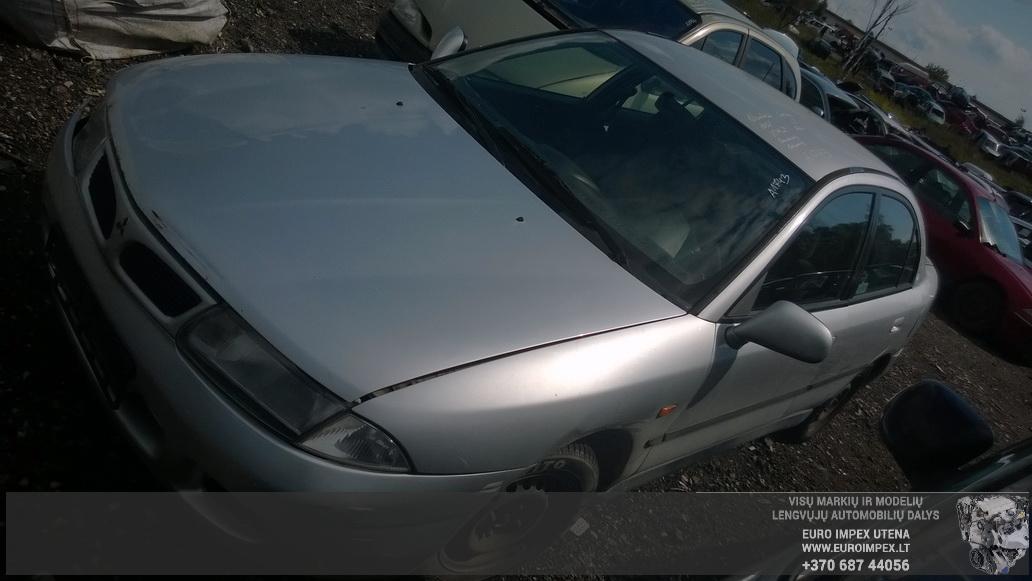 Mitsubishi CARISMA 1998 1.8 Mechaninė