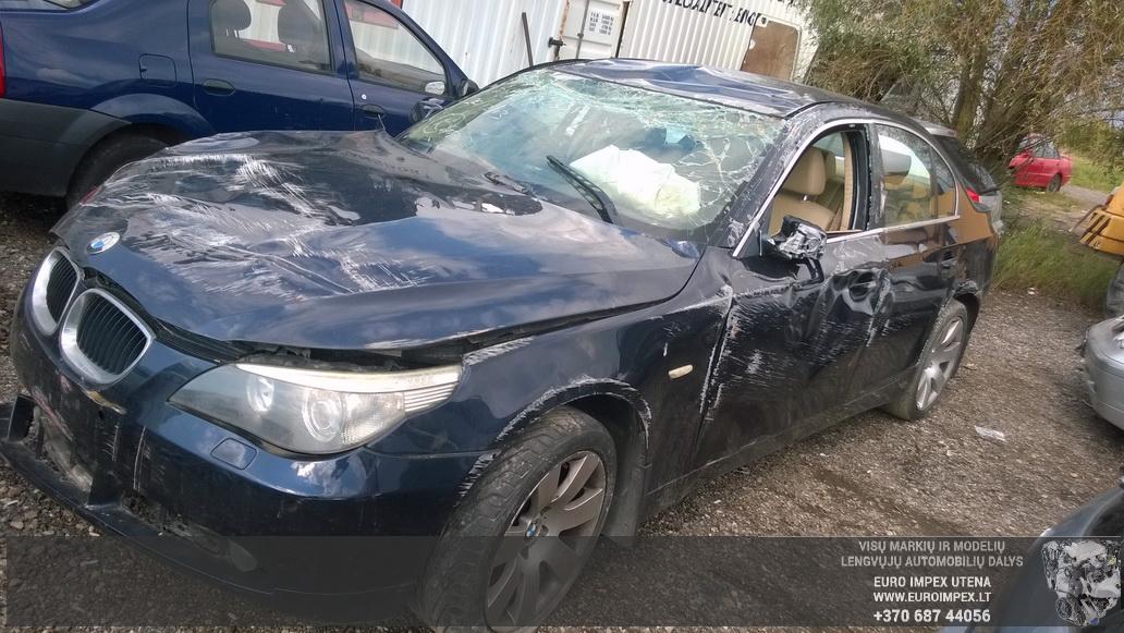 BMW 5-SERIES 2003 3.0 Automatinė