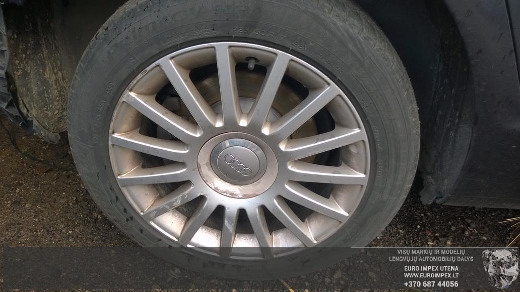 Naudotos automobiliu dallys Foto 5 Audi A6 2005 3.0 Automatinė Sedanas 4/5 d. Juoda 2014-8-29 A1750