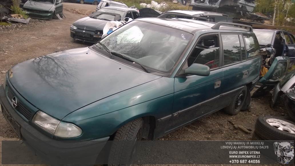 Opel ASTRA 1995 1.6 Mechaninė