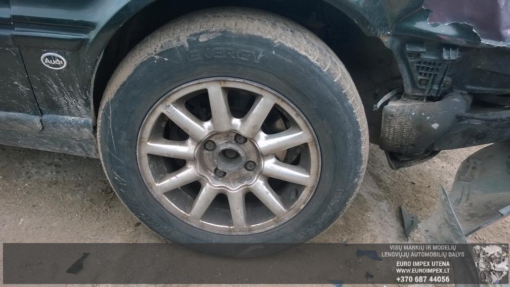 Naudotos automobiliu dallys Foto 4 Audi 80 1994 1.9 Mechaninė Universalas 4/5 d. Žalia 2014-9-01 A1757